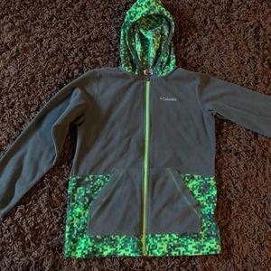 Columbia Fleece Youth Jacket